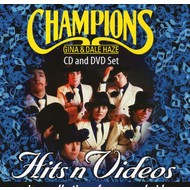 GINA AND DALE HAZE AND THE CHAMPIONS - HITS N VIDEOS (CD/ DVD)...