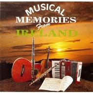 PADDY NOONAN - MUSICAL MEMORIES FROM IRELAND (CD)...