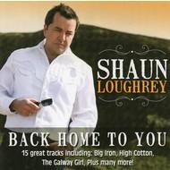 SHAUN LOUGHREY - BACK HOME TO YOU (CD)...
