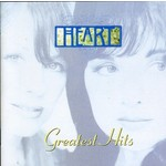 HEART - GREATEST HITS (CD).