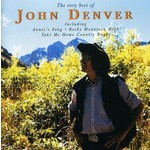 JOHN DENVER - THE VERY BEST OF JOHN DENVER (CD)...