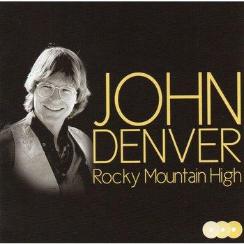 JOHN DENVER - ROCKY MOUNTAIN HIGH (CD)