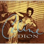 CELINE DION - THE COLOUR OF MY LOVE (CD).