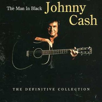 JOHNNY CASH - THE MAN IN BLACK THE DEFINITIVE COLLECTION (CD)