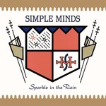 SIMPLE MINDS - SPARKLE IN THE RAIN (CD).