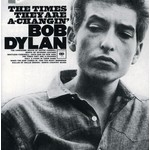 BOB DYLAN - THE TIMES THEY ARE A CHANGIN' (CD).