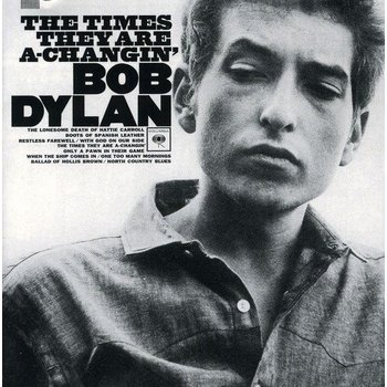 BOB DYLAN - THE TIMES THEY ARE A CHANGIN' (CD)