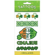 TATTOOS - TEMPORARY IRISH TATTOOS...