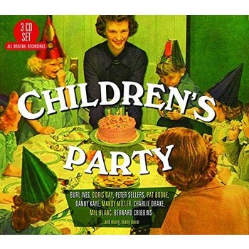 CHILDREN'S PARTY - VARIOUS ARTISTS (CD)