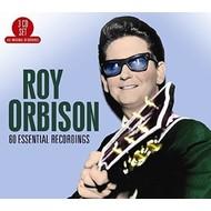ROY ORBISON - 60 ESSENTIAL RECORDINGS (CD).