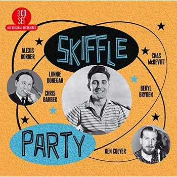SKIFFLE PARTY - VARIOUS ARTISTS (CD)