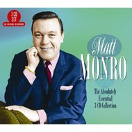 MATT MONRO - THE ABSOLUTELY ESSENTIAL MATT MONRO (CD).