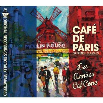 CAFÉ DE PARIS - VARIOUS ARTISTS (CD)