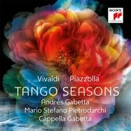CAPPELLA GABETTA - TANGO SEASONS (CD).
