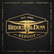 BROOKS & DUNN - REBOOT (CD).