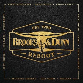 BROOKS & DUNN - REBOOT (CD)