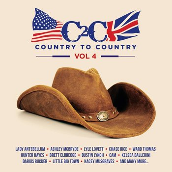 COUNTRY TO COUNTRY VOLUME 4 (CD)