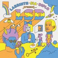 LSD - LABRINTH, SIA, DIPLO PRESENTS ... LSD (CD).
