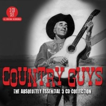 COUNTRY GUYS - VARIOUS ARTISTS (CD)