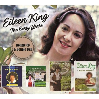 Eileen King The Early Years CD / DVD - CDWorld ie