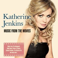 KATHERINE JENKINS - MUSIC FROM THE MOVIES (CD).