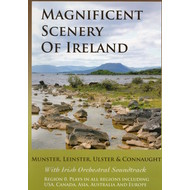 MAGNIFICENT SCENERY OF IRELAND (DVD)...