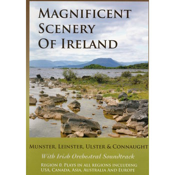 MAGNIFICENT SCENERY OF IRELAND (DVD)