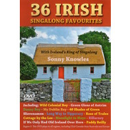SONNY KNOWLES - 36 IRISH SINGALONG FAVOURITES (DVD).