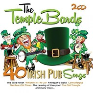 THE TEMPLE BARDS - 40 IRISH PUB SONGS (CD)...