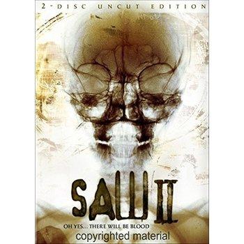 SAW 2  DIRECTORS CUT - DVD