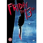 FRIDAY THE 13TH  - DVD
