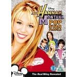 HANNAH MONTANA POPSTAR PROFILE - DVD