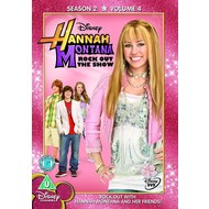 HANNAH MONTANA ROCK OUT THE SHOW - DVD