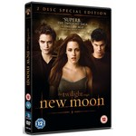 THE TWILIGHT SAGA NEW MOON - DVD