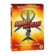 SNAKES ON A PLANE - DVD