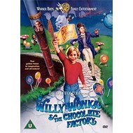 WILLY WONKA & THE CHOCOLATE FACTORY - DVD