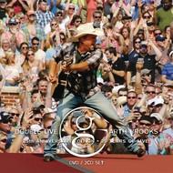GARTH BROOKS - DOUBLE LIVE (CD/DVD).