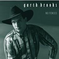 GARTH BROOKS - NO FENCES (CD).