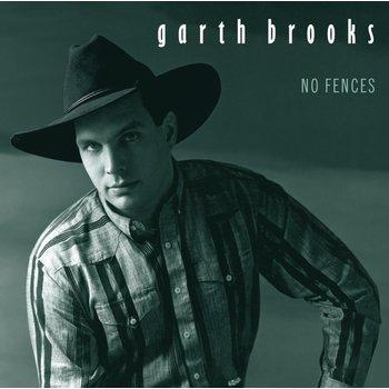 GARTH BROOKS - NO FENCES (CD)