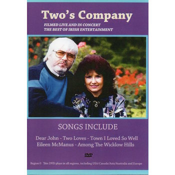 TWO'S COMPANY - LIVE IN CONCERT (DVD)