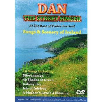 DAN THE STREET SINGER - AT THE ROSE OF TRALEE FESTIVAL (DVD)