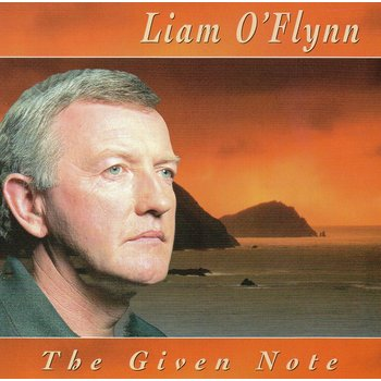 LIAM O'FLYNN - THE GIVEN NOTE (CD)