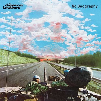 THE CHEMICAL BROTHERS - NO GEOGRAPHY (Vinyl LP)