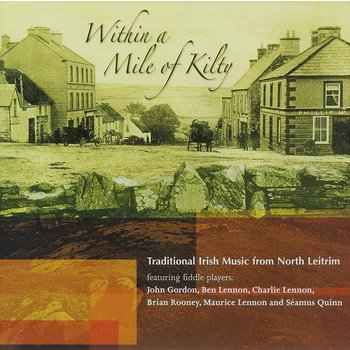 WITHIN A MILE OF KILTY - VARIOUS ARTISTS (CD)