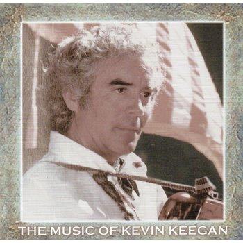 KEVIN KEEGAN - THE MUSIC OF KEVIN KEEGAN (CD)