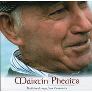 MÁIRTÍN PHEAITS Ó CUALÁIN - TRADITIONAL SONGS FROM CONNEMARA (CD)...