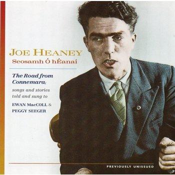 JOE HEANEY - THE ROAD FROM CONNEMARA (CD)