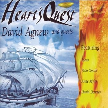DAVID AGNEW - HEART'S QUEST (CD)