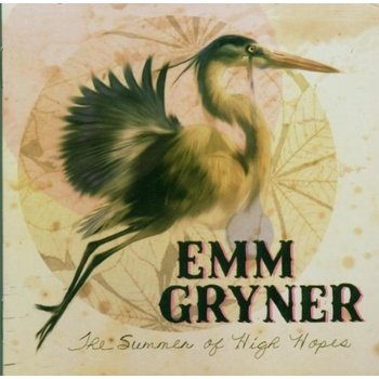 EMM GRYNER - THE SUMMER OF HIGH HOPES (CD)