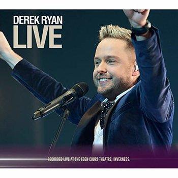 DEREK RYAN - LIVE (CD)